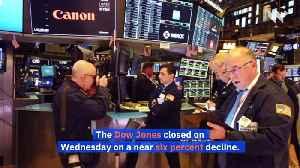Stock Market's 11-Year Bull Market Ends on Coronavirus Upheaval [Video]