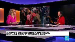 How much of an impact can Weinstein's trial have on other cases? [Video]