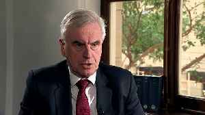 McDonnell: Labour leadership event likely to be cancelled [Video]