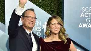 Tom Hanks And Rita Wilson Tested Positive For Coronavirus [Video]