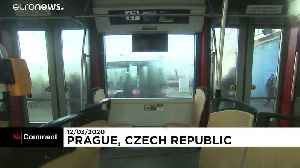 Czech Republic tests nanotechnology for disinfecting public transport [Video]