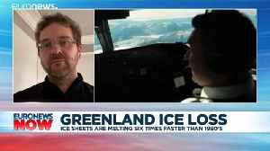 Greenland and Antarctica ice sheets are melting six times faster than in 1990s say scientists [Video]