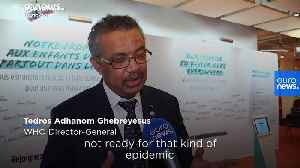 Coronavirus: WHO chief Tedros Adhanom feared a pandemic just five months ago [Video]