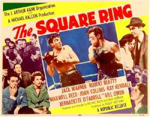 The Square Ring Movie (1953) [Video]