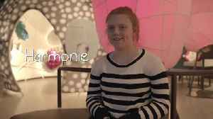 Harmonie is a foster child who dreams of a mom, a dad and a dog or cat [Video]