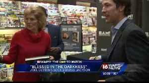 Joel Osteen visits Jackson [Video]