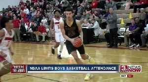 Nebraska Boys State Basketball Tournament will have limited access [Video]