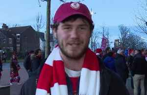 Liverpool fans say coronavirus won't get in the way of Premier League title [Video]