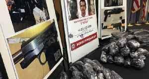 Feds: $10 million reward offered for cartel drug lord [Video]