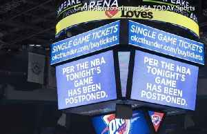 NBA suspends season due to coronavirus [Video]