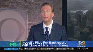 Modell's Files For Bankruptcy [Video]