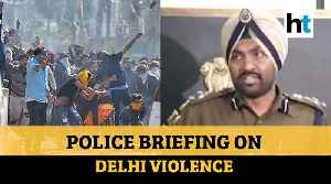'712 FIRs lodged, over 200 accused arrested': Police on Delhi violence [Video]