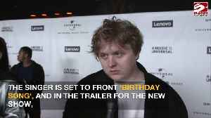 Lewis Capaldi to star in YouTube Originals series [Video]