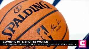 NBA Halts Season After Player Tests Positive for Coronavirus, Braces for Economic Loss [Video]