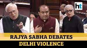 BJP, opposition spar over Delhi violence: Who said what [Video]