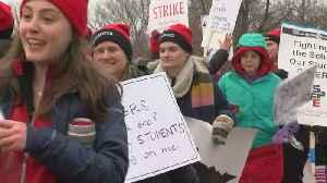 Teachers Strike In St. Paul Reaches Day 3 [Video]