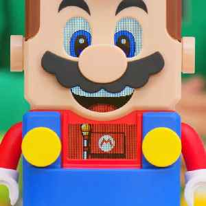 Super Mario is getting his own Lego set [Video]