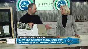 Spring Blow Out Sale Thru March 31 - Lifetime Windows [Video]