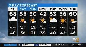 New York Weather: 3/12 Thursday Night Forecast [Video]