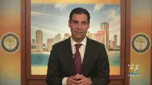 South Florida Leaders In Isolation Following Exposure To Coronavirus [Video]