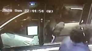Cameras Captured Uber Eats Driver Kicking in Drive-Thru at Wisconsin Burger King [Video]