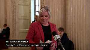 NI Deputy First Minister calls for immediate school closures [Video]