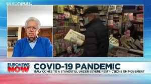 Coronavirus: Former Italian PM Mario Monti on Europe's 'slow' reaction [Video]