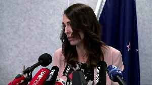 NZ 'changed' after Christchurch, says Ardern [Video]