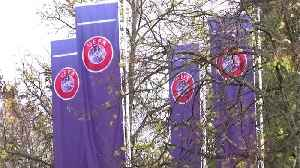 English Premier League and elite European matches halted for coronavirus [Video]