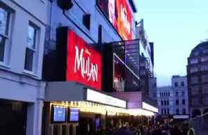 Red carpet cancelled for 'Mulan' London premiere [Video]