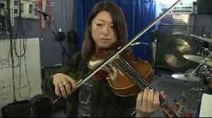 Italy Coronavirus Outbreak Nixes Tour Plan for Bay Area Rock Violinist [Video]