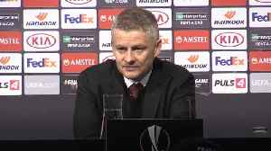 Ole Gunnar Solskjaer delighted with Man Utd display [Video]