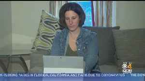 Mansfield Woman Offers To Help Neighbors During Coronavirus Crisis [Video]