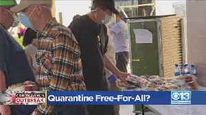 Quarantine Free-For-All [Video]