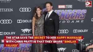 Katherine Schwarzenegger shares secret to happy marriage [Video]