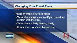 CDC has travel safety tips amid COVID-19 concerns [Video]