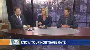 1 In 4 Mortgage Holders Don't Even Know Their Interest Rate [Video]