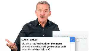 Chris Hadfield Answers the Web's Most Searched Questions [Video]