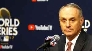 MLB Suspends Spring Training, Delays Start of Season [Video]