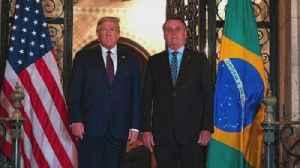 Brazilian President Tests Negative for Coronavirus [Video]