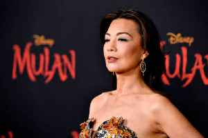 Mulan' fans freak out over Ming-Na Wen's 'ageless' red carpet appearance [Video]