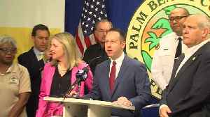 FULL NEWS CONFERENCE: Palm Beach County issues state of emergency over coronavirus [Video]