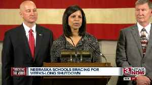 NE Schools Bracing for Weeks-Long Shutdown [Video]