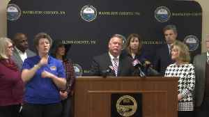 First confirmed coronavirus case in Hamilton County [Video]