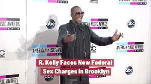 R. Kelly Charges In Brooklyn [Video]