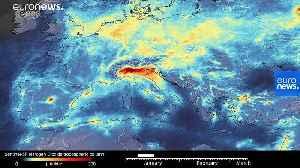 Coronavirus: Satellite data shows Italy's pollution plummet amid COVID-19 lockdown [Video]
