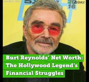 Burt Reynolds Net Worth: The Hollywood Legend's Financial Struggles [Video]