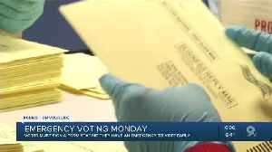 Pima County to open 'Emergency Voting Sites' for voters with health concerns [Video]