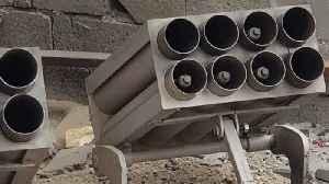 Rockets Strike U.S. Military Base In Iraq, Injuring 5 [Video]
