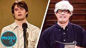 Top 10 Famous Saturday Night Live Audition Stories [Video]